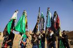 عزاداری و تعزیه عاشورایی در روستا های ساربانلر و پهنه بر همدان