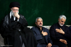 Ta'sua mourning at Imam Khomeini Husseinieh