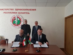 Iran, Belarus to bolster medical co-op