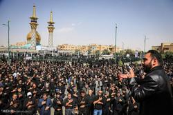 مراسم عزاداری عاشورای حسینی در همدان