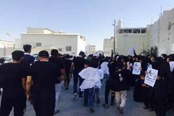 سلطات البحرين تعتقل ثلاثة اطفال في منطقة الدراز غرب المنامة.. بالصور