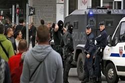 اعتصاب گسترده کارگری در فرانسه/اختلال در پروازها و فعالیت مدارس
