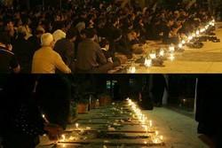 مراسم شام غریبان در نقاط مختلف استان بوشهر برگزار شد