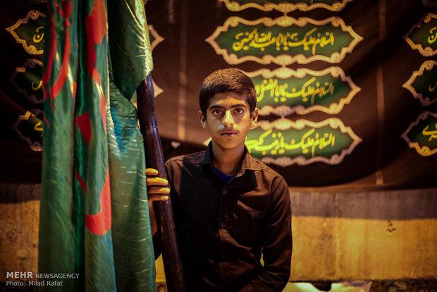 عاشوراء تجمع السنة والشيعة في ايران