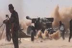 شامی فوج کا اردن کی سرحد پر دہشت گردوں کے خلاف آپریشن