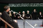 آخرین شب مراسم عزاداری حضرت اباعبدالله علیهالسلام برگزار شد