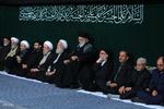 ششمین شب عزاداری ایام محرم ۱۴۳۹ در حسینیه امام خمینی