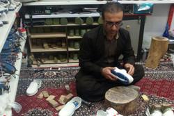 گیوه بافی در کردستان