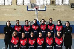 بسکتبال کردستان
