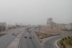 آلودگی هوای کرمان