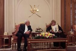وزير الخارجية العماني يلتقي ظريف غدا السبت في طهران