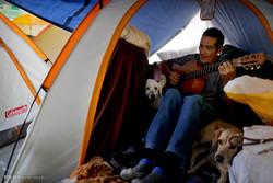 زلزله زدگان مکزیک