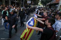 رهبران اروپا از موضع اسپانیا در قبال کاتالونیا حمایت میکنند