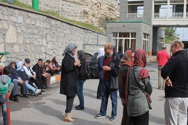 ۲۷۷ هزار گردشگر خارجی از گمرکات وارد آذربایجان غربی شدهاند