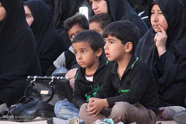 حسينيين منذ الصغر