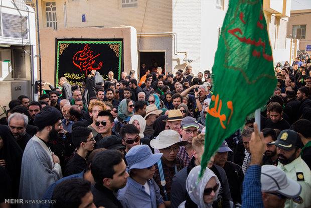 Aşura'yı İran'da yaşamak ziyaretimin ana amacıydı