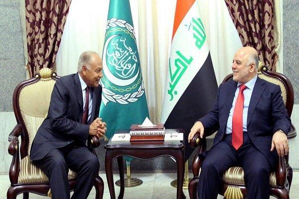 İbadi, Arap Birliği Genel Sekreteri ile telefonda görüştü