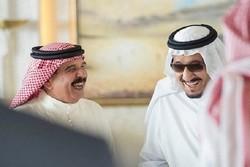 پادشاه بحرین با «ملک سلمان» در شهر جده دیدار کرد