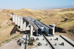 پروژه راه آهن تبریز - میانه