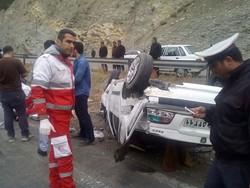 سوانح جاده ای در جاده های استان قزوین ۲۴ درصد کاهش یافت