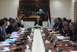دولت وفاق ملی فلسطین بعد از ۳ سال در نوار غزه تشکیل جلسه داد