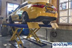 داتیس خودرو - تاکسی هیبریدی