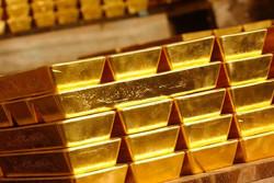 طلا به کمترین میزان ۷ هفتهای خود کاهش یافت