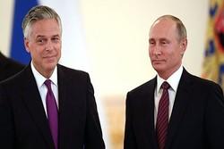 السفير الاميركي بروسيا: نسعى للعمل على استعادة الثقة بين موسكو وواشنطن