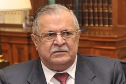 Former Iraqi pres., Kurdish leader Talabani dies at 83