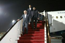 Zarif, Irak Kürdistanı'na gitti
