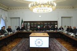 الرئيس الإيراني: الإمام الحسين وأعوانه خلقوا لوحة مستضاءة في التضحية