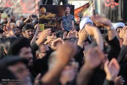 اجتماع بزرگ عزاداران حسینی در قم