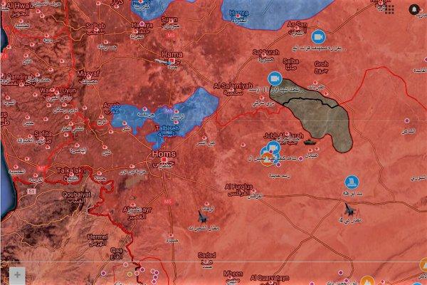 الجيش السوري يتقدم في ريف حمص وحماة والاشتباكات مستمرة