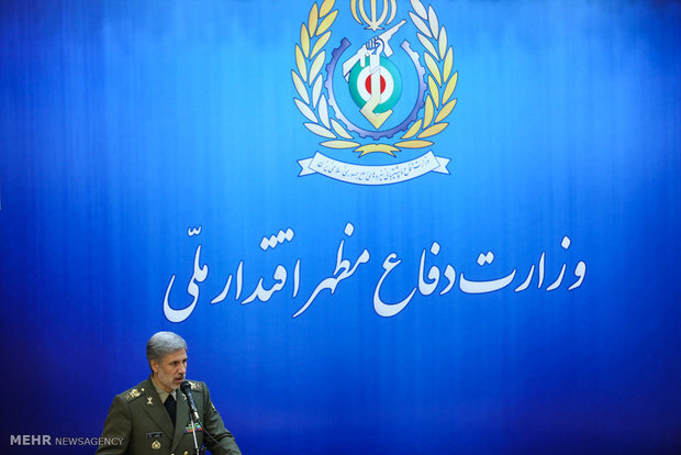 Defense min. says enemies unable to divide Iran
