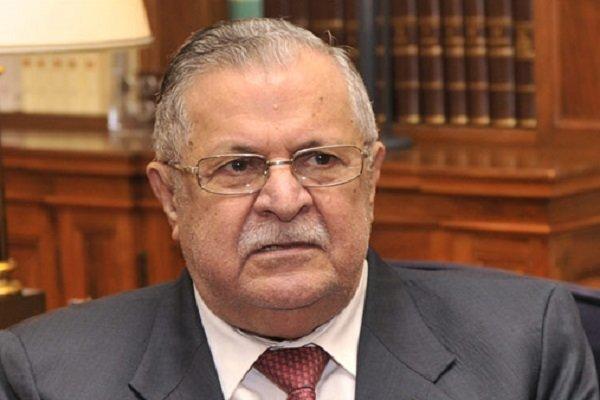 Former Iraqi pres., Kurdish leader Talabani dies at 83