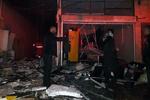 انفجار فیروزکوه