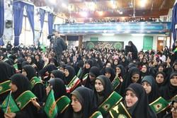 همایش رهروان زینبی (س) در ساری برگزار شد
