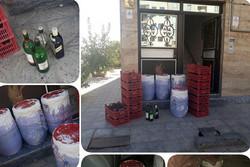 زن و شوهر سازنده مشروبات مرگبار در بندرعباس دستگیر شدند