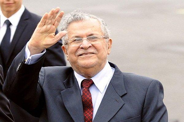 Tehran to commemorate Talabani