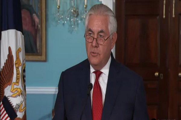 امریکی وزير خارجہ نے امریکی صدر کو احمق قراردیدیا
