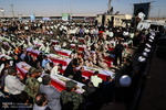 پیکر ۵۵ شهید دفاع مقدس از مرز شلمچه وارد کشور میشود