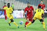 Iran beats Togo in pre-World Cup friendly