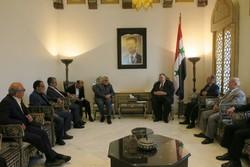 US plots thwarted in Syria: Boroujerdi