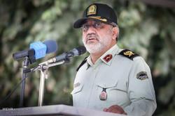 راهاندازی قطار دوستی و نظم در هفته ناجا/ افتتاح ۵ رده پاسگاهی