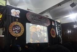 شانزدهمین سالگرد ارتحال علامه ایازی در بهشهر برگزار شد