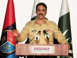 جنرل آصف غفور پاکستان