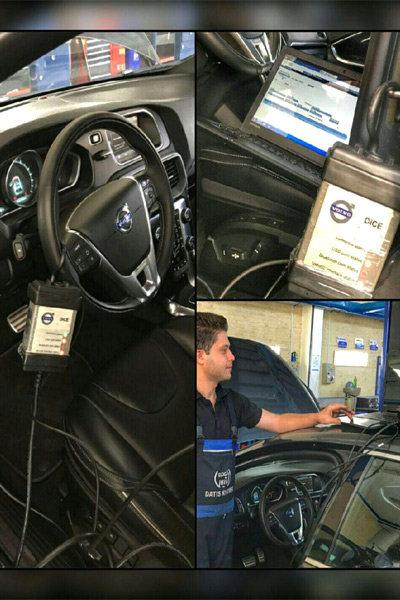 تمامی خودروهای ولوو توسط داتیس خودرو گارانتی میشوند - خبرگزاری مهر