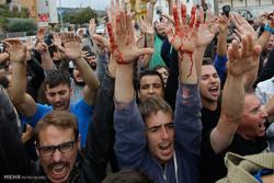 برخورد خشونت بار پلیس اسپانیا با جدایی طلبان