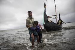 جان باختن ۱۲ روهینگیایی دیگر در مسیر بنگلادش