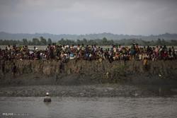 مسلمانان روهینگیا در جستجوی سرزمین امن